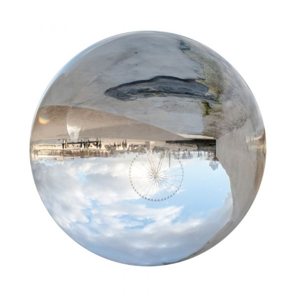 Rollei 90mm Solid Glass Lens Ball for DSLM and DSLR Photography
