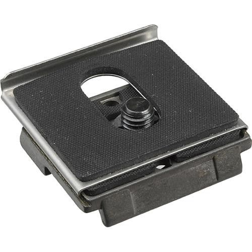 Manfrotto 200PLARCH-38 Architectural Anti-Twist Quick Release Plate with 3/8