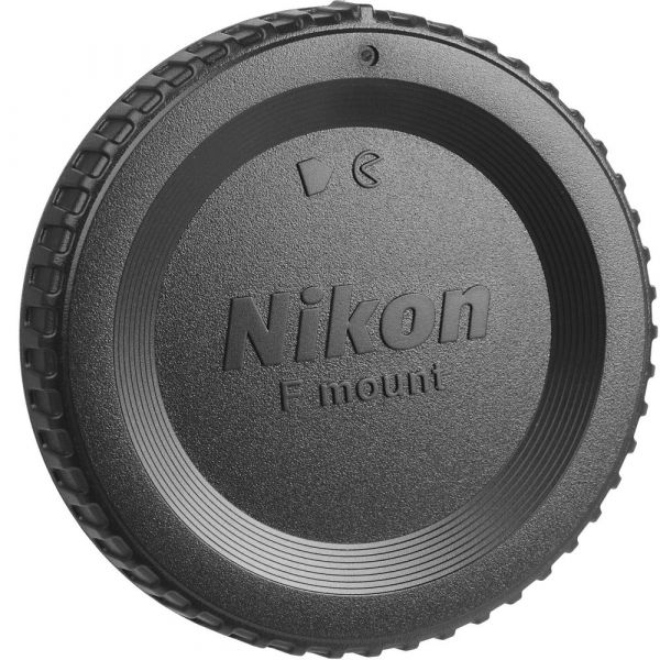 Body Cap for Nikon F-Mount Cameras