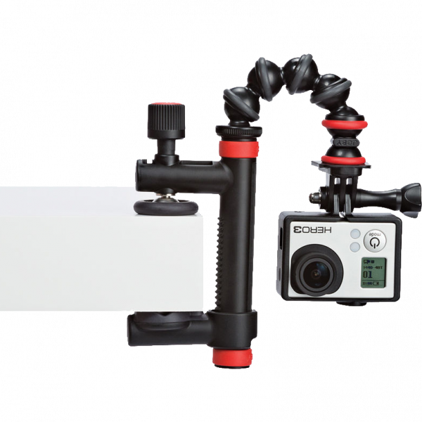 Joby Action Clamp with GorillaPod Arm