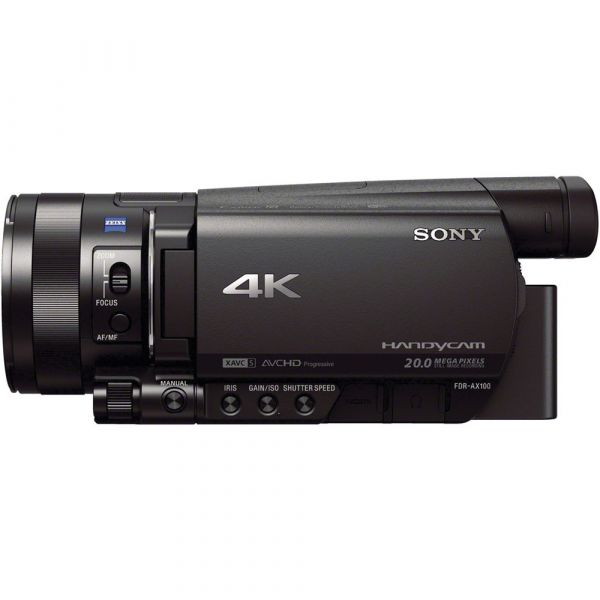 Sony FDR-AX100 4K Ultra HD Camcorder (Special Order)