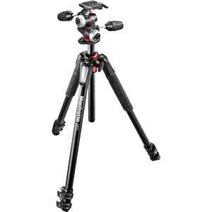 Manfrotto MK055XPRO3-3W Tripod Kit with 3-Way Head