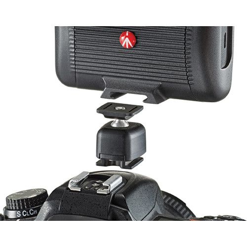 Manfrotto MLBALL Lumimuse Ball Head Mount