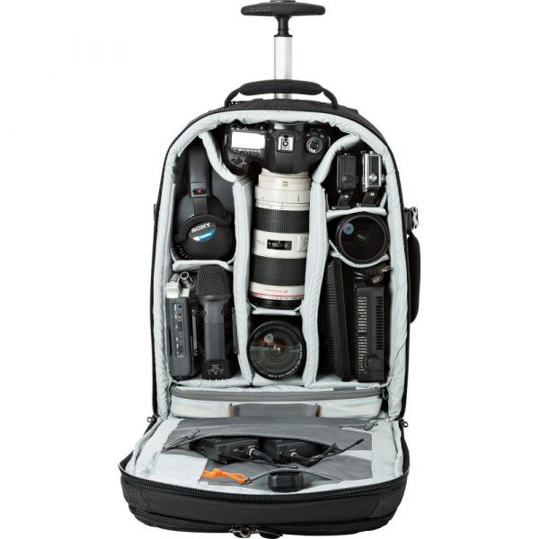 Lowepro Pro Runner RL x450 AW II Camera Rolling Backpack (Discontinued)