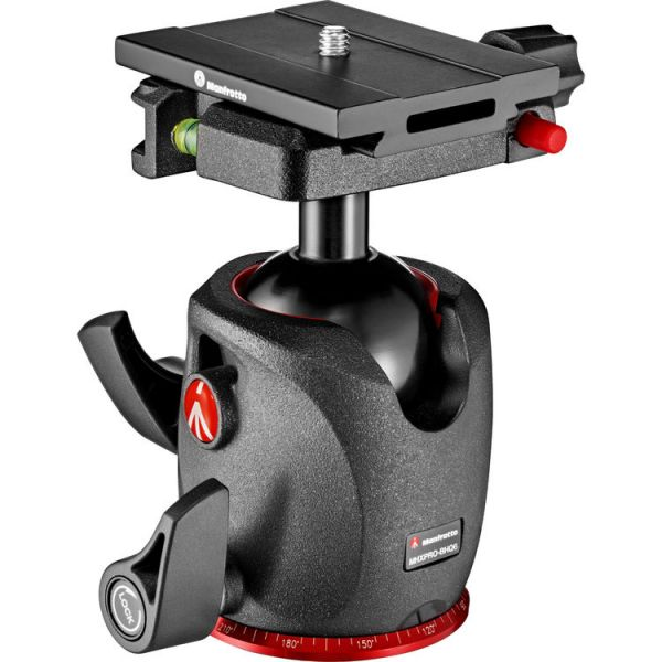 Manfrotto MHXPRO-BHQ6 XPRO Magnesium Ball Head with Top Lock