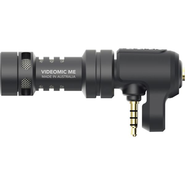 Rode VideoMic Me For iPhones, Smartphones and iPads