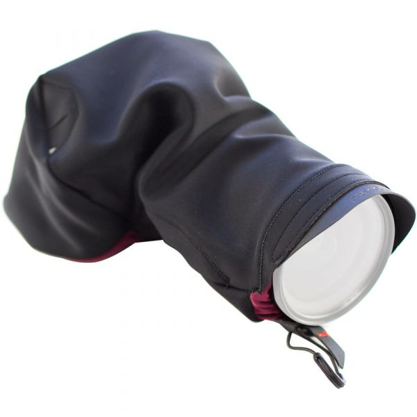 Peak Design Shell Rain and Dust Form-Fitting Camera Cover (Medium)