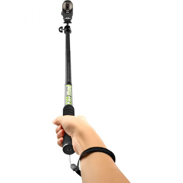 Manfrotto Off Road Pole 60cm  Small with Ball Head (Green)