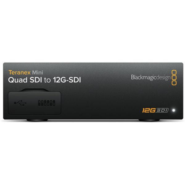 Blackmagic Teranex Mini Quad SDI to SDI 12G