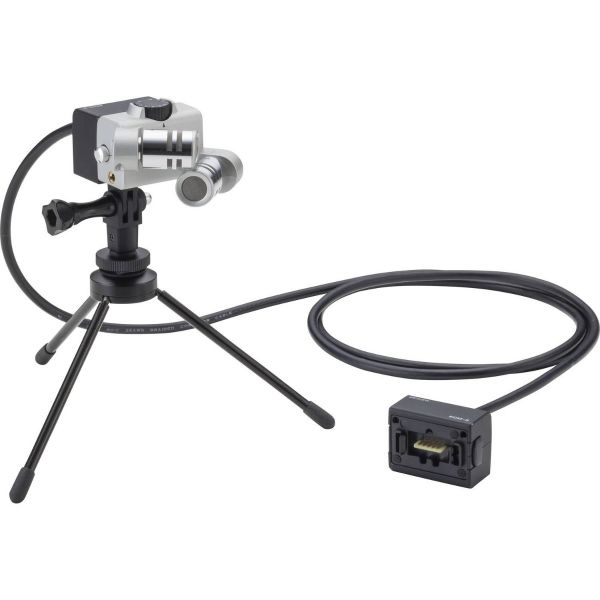 Zoom ECM-3 Extension Cable with Action Camera Mount (3m)