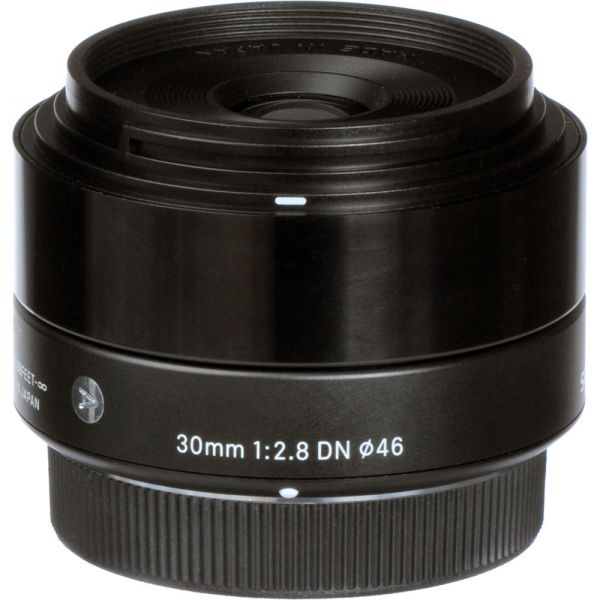 Sigma 30mm f/2.8 DN Lens (Sony E) (Discontinued)