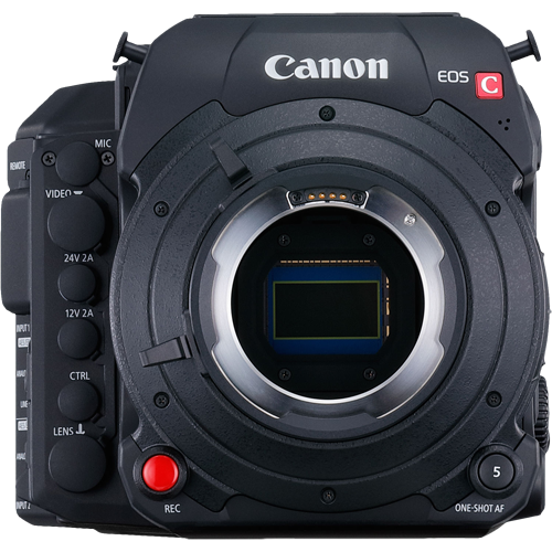 Canon EOS C700 Cinema Camera - Global Shutter PL Mount (Special Order)