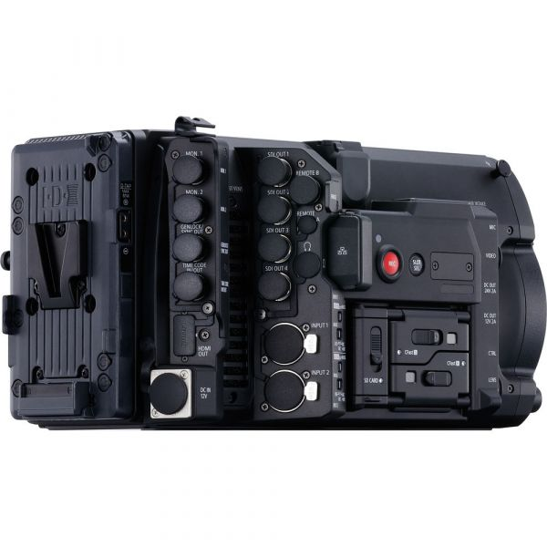 Canon EOS C700 Cinema Camera - PL Mount (Special Order)