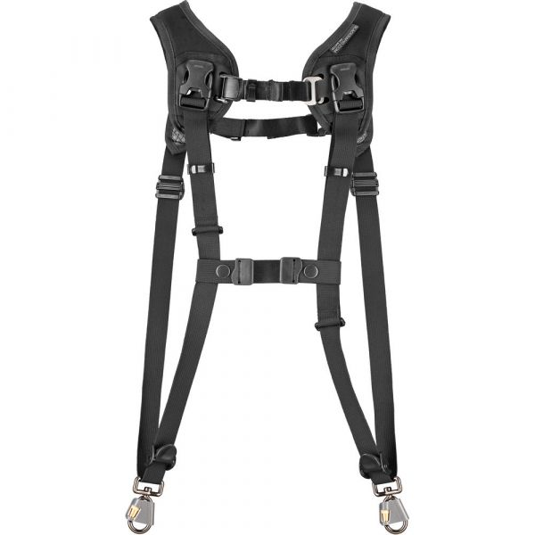 BlackRapid Slim Double Breathe Dual Camera Strap