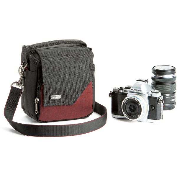 Think Tank Photo Mirrorless Mover 10 Camera Bag (Deep Red)