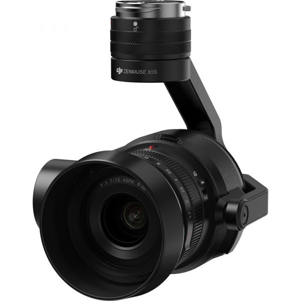 DJI Zenmuse X5S Micro Four Thirds Camera and Gimbal