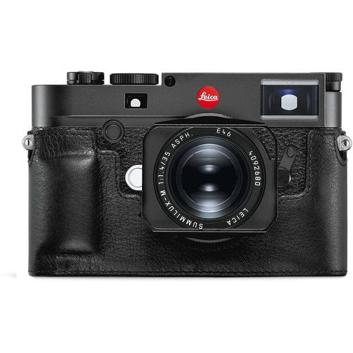 Leica M10 Leather Protector (Black)