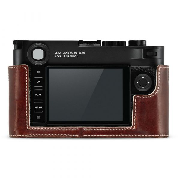 Leica M10 Leather Protector (Vintage Brown)