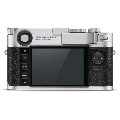 Leica M10 Thumb Support (Silver)