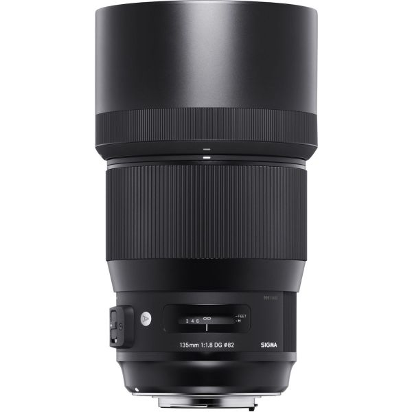 Sigma 135mm f/1.8 DG HSM Art Lens (Sony E)