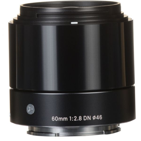 Sigma 60mm f/2.8 DN Lens (Sony E) (Discontinued)