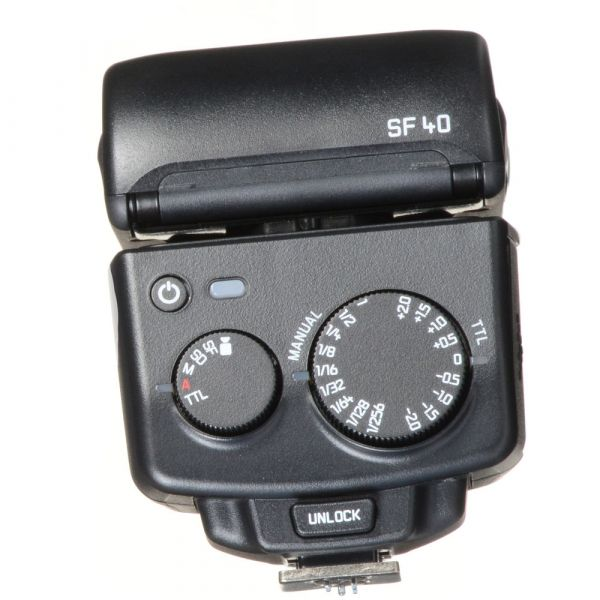 Leica Speedlight SF 40 Flash