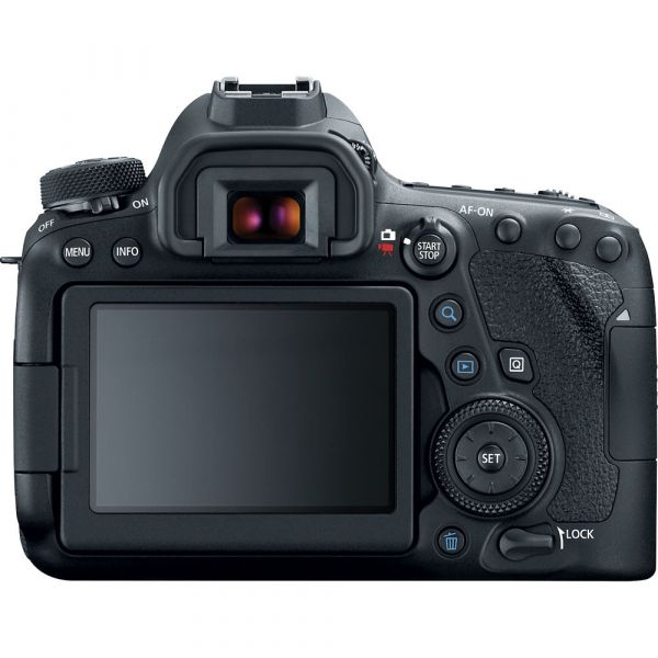 Canon EOS 6D Mark II DSLR with 24-105mm f/3.5-5.6 IS STM Lens