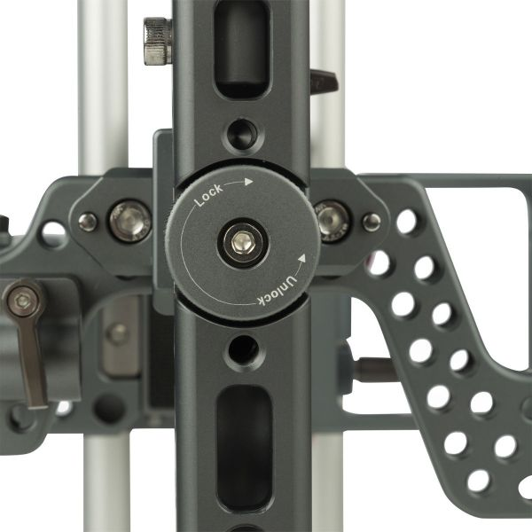 Tilta ES-T37-A Cage Rig for Panasonic GH Series with Side Handle