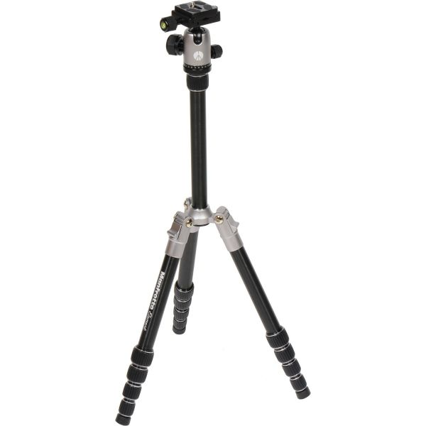 Manfrotto Element Small Aluminum Traveller Tripod (Grey)
