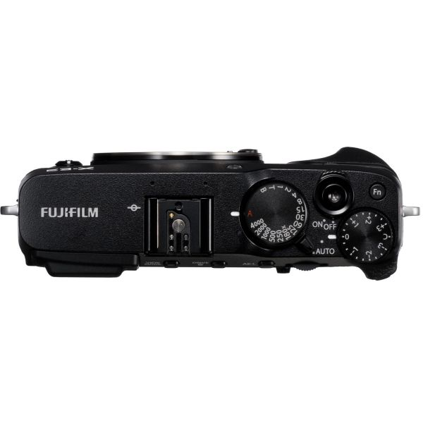 Fujifilm X-E3 Mirrorless Digital Camera Body (Black)