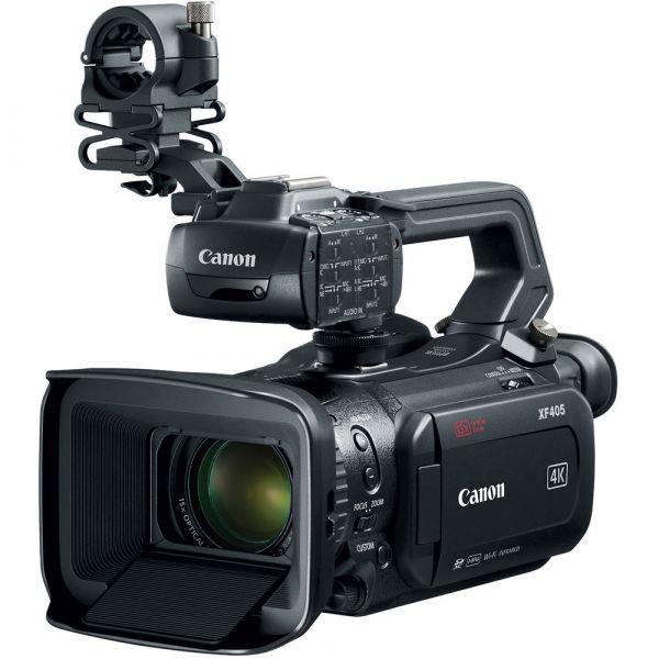 Canon XF405 Professional 4K Camcorder (PAL)