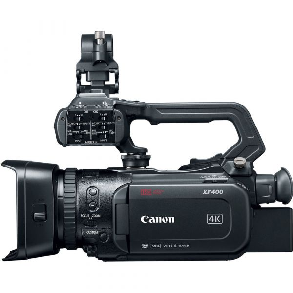 Canon XF400 Professional 4K Camcorder (PAL)