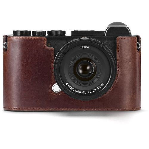 Leica Protector-CL Leather Case (Brown)