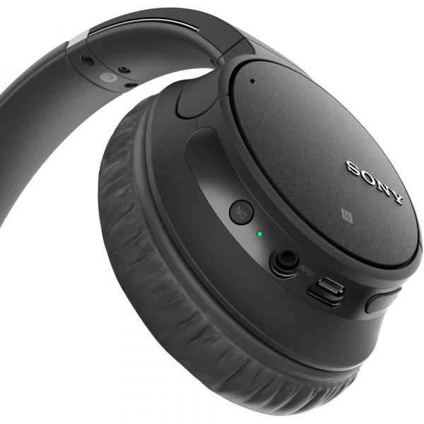Sony WH-CH700N Wireless Noise-Cancelling Over-Ear Headphones