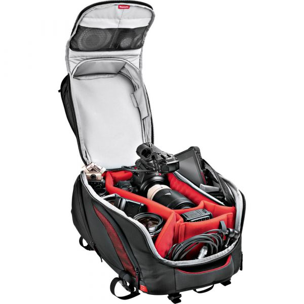 Manfrotto Pro Light Cinematic Backpack Expand