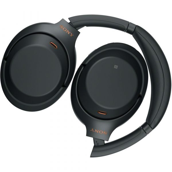 Sony WH-1000XM3 Wireless Noise-Cancelling Over-Ear Headphones