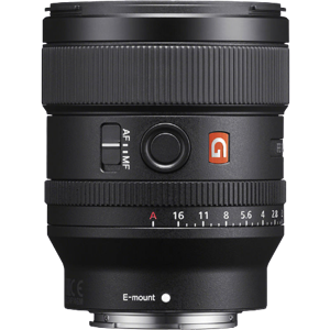 Sony FE 24mm f/1.4 GM Lens