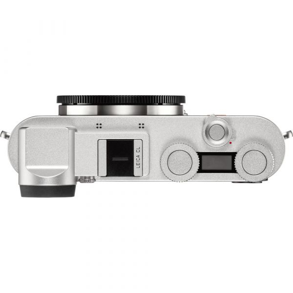 Leica CL Mirrorless Camera Body (Silver Anodized)