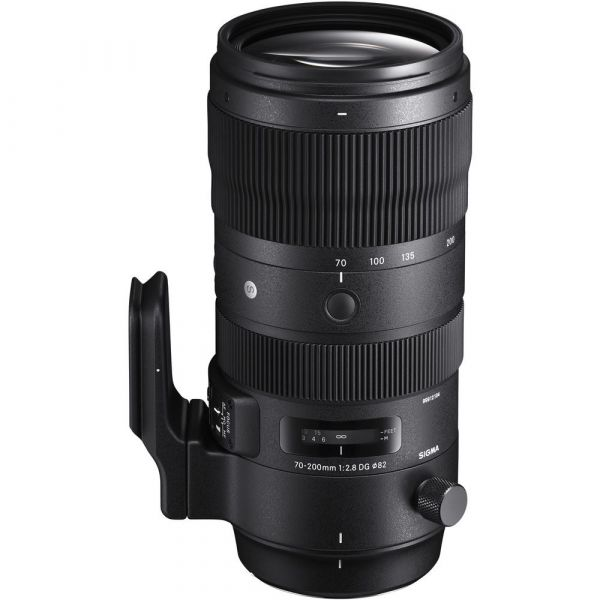 Sigma 70-200mm f/2.8 DG OS HSM Sports Lens (Canon EF)