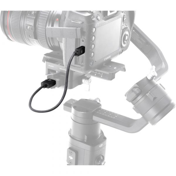 DJI Ronin-S Multi-Camera Control Cable (Mini-USB)