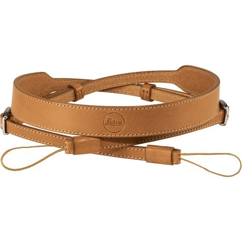 Leica D-Lux Carrying Strap (Brown)
