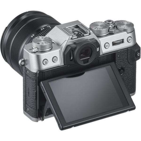 Fujifilm X-T30 Mirrorless Camera with 18-55mm Lens (Silver)