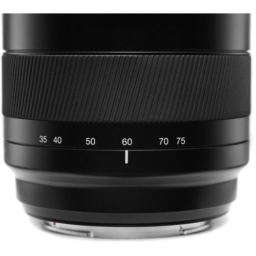 Hasselblad XCD 35-75mm f/3.5-4.5 Lens (Online Only. Backordered with Supplier: ETA. 60 Days)