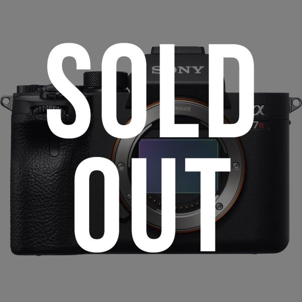 Sony Alpha A7R IV Mirrorless Camera Body