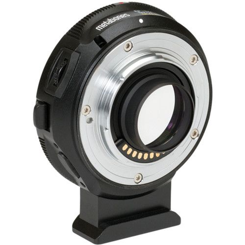 Metabones T Speed Booster ULTRA 0.71x Adapter for Canon EF Lens to BMPCC 4K Camera