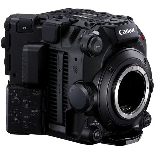 Canon EOS C500 Mark II Cinema Camera - EF Mount