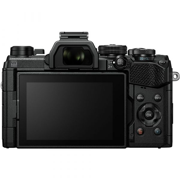 Olympus OM-D E-M5 Mark III Mirrorless Digital Camera with 14-150mm Lens (Black) (Online Only. ETA 3-5 Days)