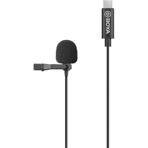 BOYA BY-M3 Digital Lavalier Microphone for Android /Mac/Windows