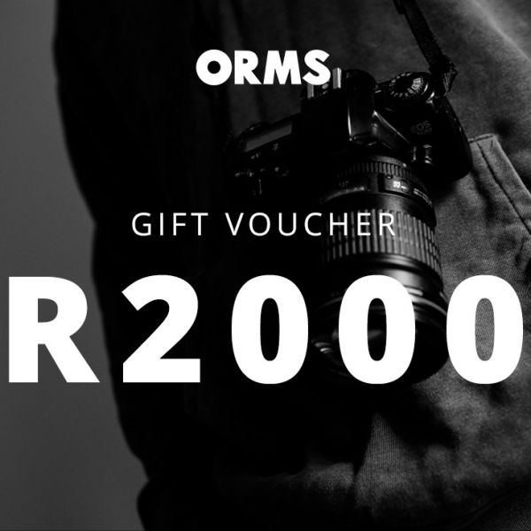 ORMS Gift Voucher - R2000