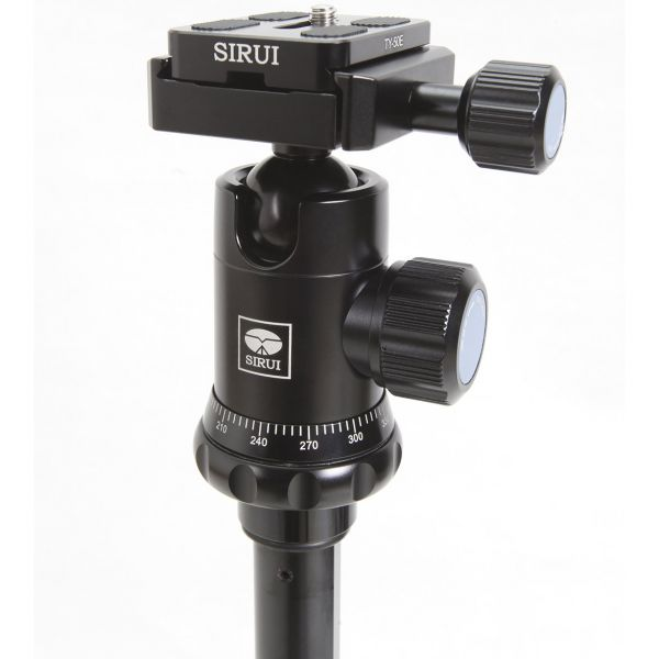 Sirui A-1005 5-Section Tripod with Y-10 Ball Head (Backordered)